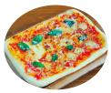 有機トマトのマルゲリータピッツァ