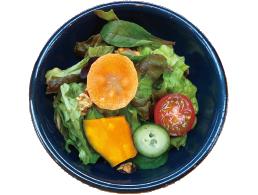 こだわり野菜のミニサラダ