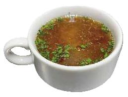 有機八丁味噌スープ