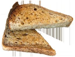 無添加雑穀パントースト